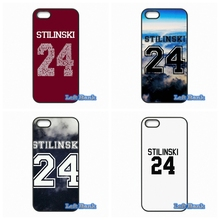 Teen Wolf STILINSKI 24 Hard Phone Case Cover Huawei Ascend P6 P7 P8 Lite P9 Mate 8 Honor 3C 4C 6 7 4X 5X G7 G8 Plus - Top Cases Sale store