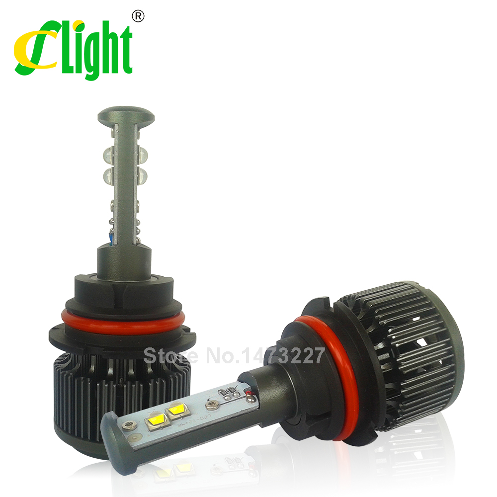 4000LM 40W Cree 9004 Led Headlight Lamp Hi/Lo Auto Headlamp Bulbs HB1 Head Fog DRL Driving Conversion Light Kit Waterproof<br><br>Aliexpress