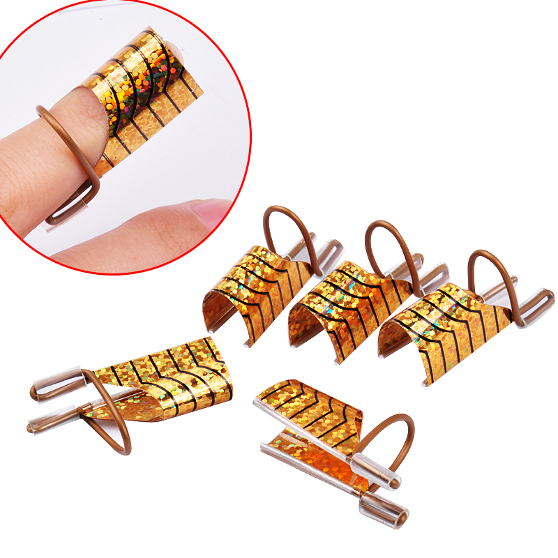 Форма ногтей из Китая