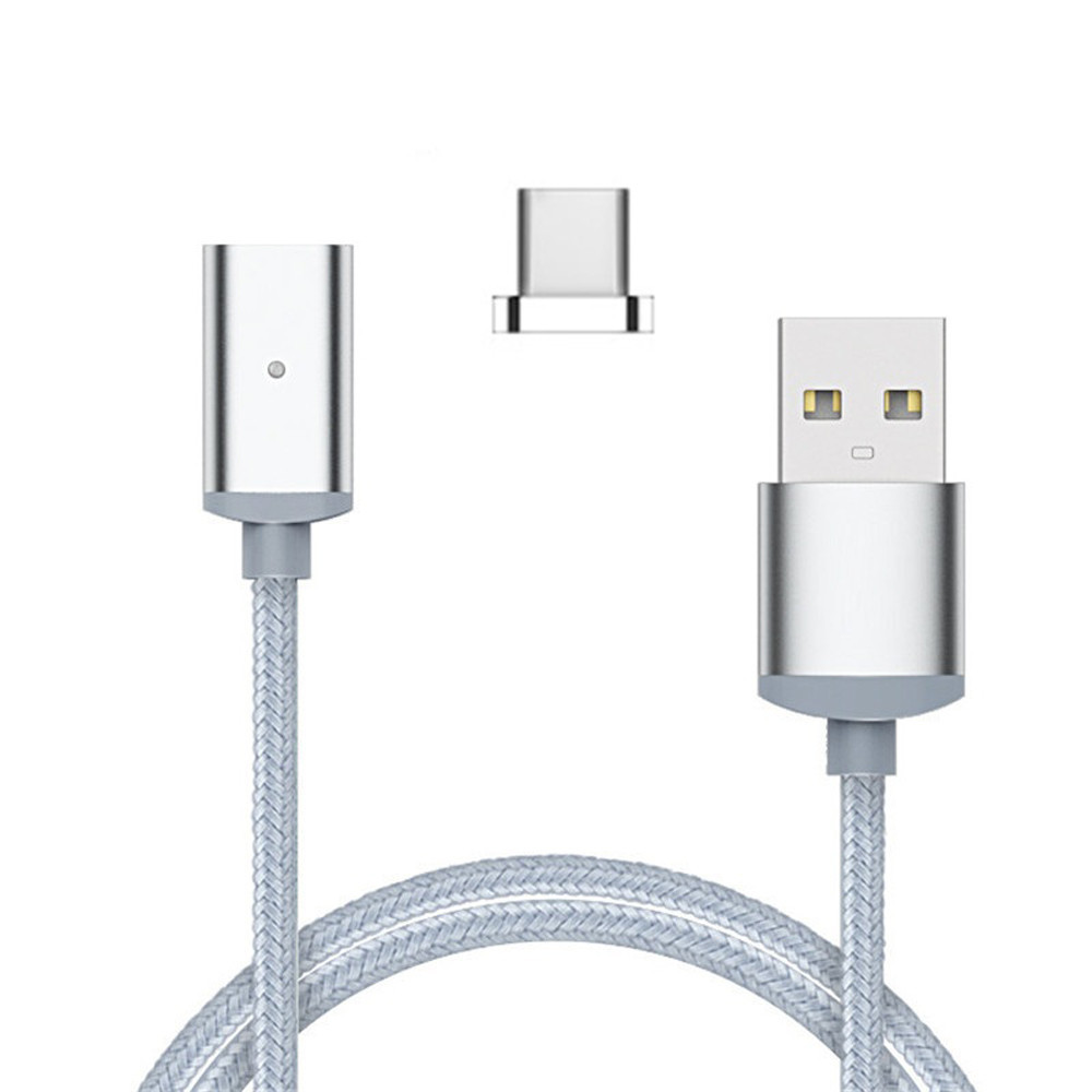 For Android 2016 New Arrival High Quality Hot  Magnetic USB Charger Cord Sync Data Cable Type-C Micro USB   Free Shipping Dec 9