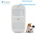 Wireless Pet Immune Motion Detector eTIGER ES D2A Pet friendly motion detector