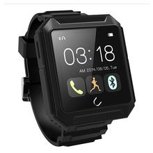 Сенсорный экран водонепроницаемый bluetooth-смарт часы Uterra пыле-ударопрочный Smartwatch для iPhone / Samsung / HTC / смартфонов