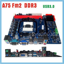 NEW FM2 USB3.0 DDR3  A75  motherboard(China (Mainland))