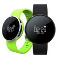 Fashion Brand New UW1S Stainless Steel OLED Waterproof Bluetooth Watch SMS Calls Reminder Pedometer Heart Rate