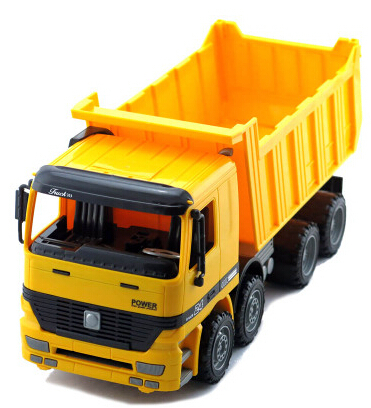 Popular Children Gift Oversized Engineering Car Toys Dump Truck Model Transport Vehicle Car Models For Boys Free Shipping(China (Mainland))