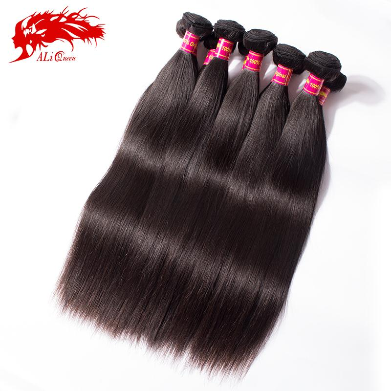 "Wholesale brazilian virgin hair straight hair extension free shipping 10pcs lot 8"" to 40"" in stock cheap human hair"