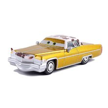 Disney Pixar Cars 3 2 Toy Car No.11 Chip Gearings Metal Diecast 1:55 Loose Brand New In Stock & Free Shipping(China)