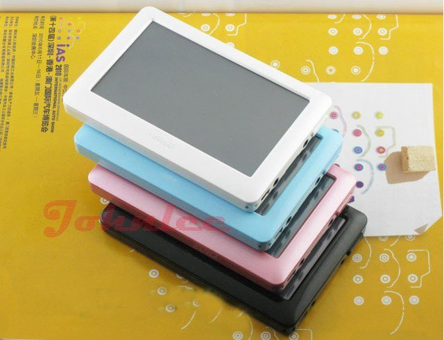 Wholsale 8GB T13 4.3 inch HD definition touch screen Mp4 Mp5 player+TV out+Video+FM radio+free shipping