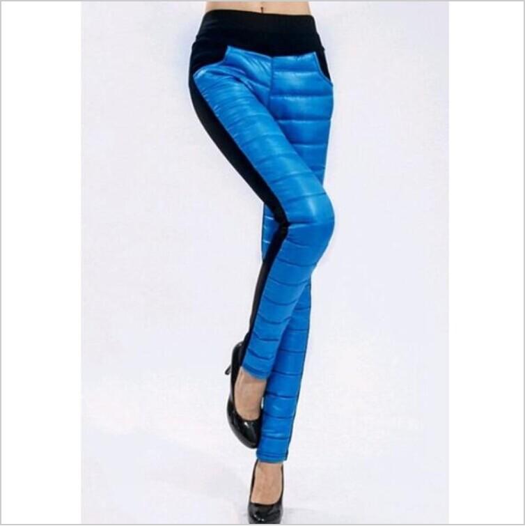 2015 women colorful Velvet Trousers warm boots leggings ...