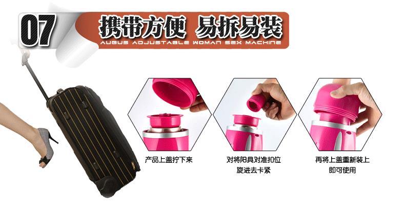 LYG Automatic Choucha female masturbation frequency expansion simulation penis charging massage vibrator taste intelligent machi cheap