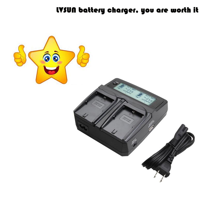 Udoli BP-110 BP110 BP 110 Camera Battery Dual Charger with Car Adapter For Canon R28 R26 R206 R20 R21 R200 HFR28 HFR200 HFR206(China (Mainland))