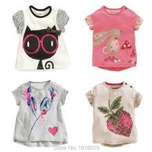 Майка  от QZ Green Baby для Девочки, материал Хлопок артикул 32301634785