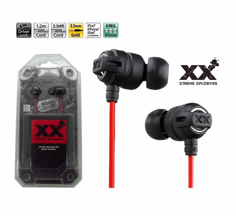 HA FX1X 3 5mm In ear sport Earphones Super Bass Headphone hifi running headsets and stereo