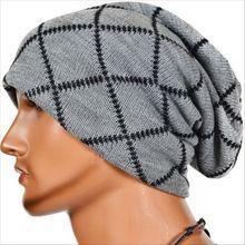 New Fashion Autumn Winter Unisex Knitted Hats Caps Warm Skullies Beanies Solid Hip-hop Snap Slouch Bonnet Hat Gorro Men Women(China (Mainland))