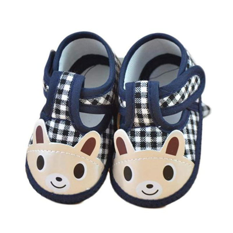 Casual Blue Shoes Newborn Girl Boy Soft Sole Crib Toddler Shoes Canvas Sneaker Children Hot Selling Fashion Girls Boys Shoes(China (Mainland))
