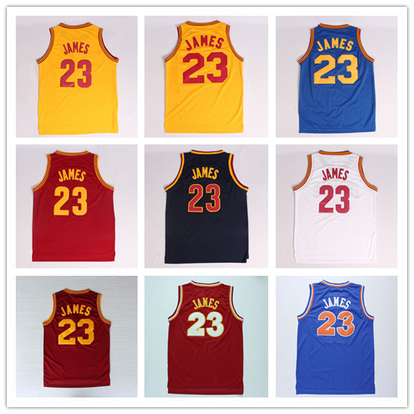 Online Buy Wholesale lebron james from China lebron james,NBAJERSEYS_RPJRAUF736,2015 Newest #23 Lebron James Jersey, Wholesale Cheap Retro Basketball Jerseys, Hot Top