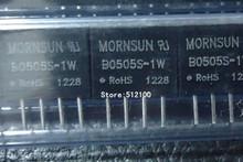 Free shipping  50pcs/lot B0505S-1W B0505S   MORNSUN(China (Mainland))