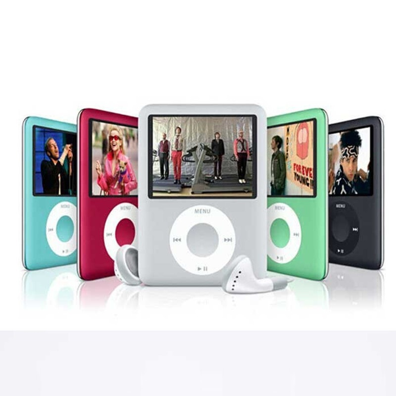 Oem Sport MP4 Player Radio FM With LCD Screen, FM, Games, Movie Player, Ebook, Support Picture Show Colorful Choice