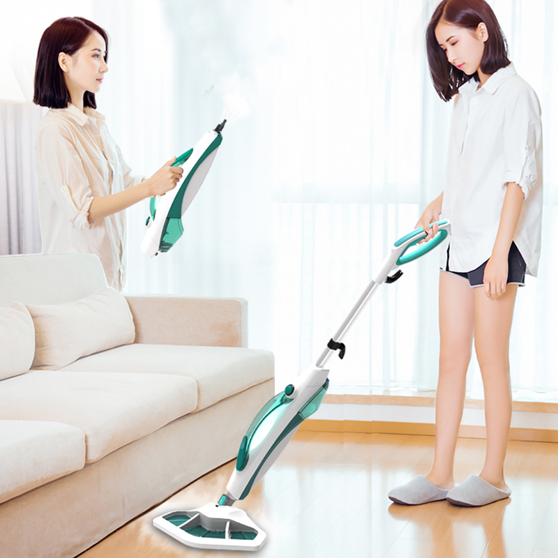 SC282 steam mop household multi-function steam cleaning machine electric mopping machine high temperature sterilization(China (Mainland))
