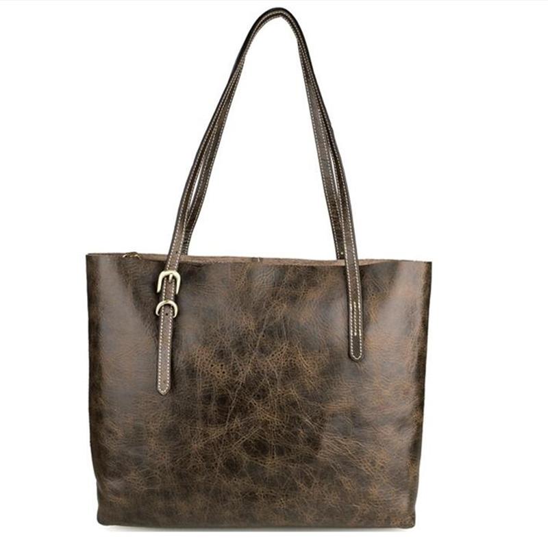 Medium Women Bag Genuine Cowhide Leather Handbag High Quality Casual Shopping Shoulder Bag Satchel Messenger Bags 2016 #JS7272-1