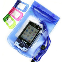 New arrival Waterproof Bag Case Cover Swimming Beach Pouch For iPhone Mobile Cell Phone