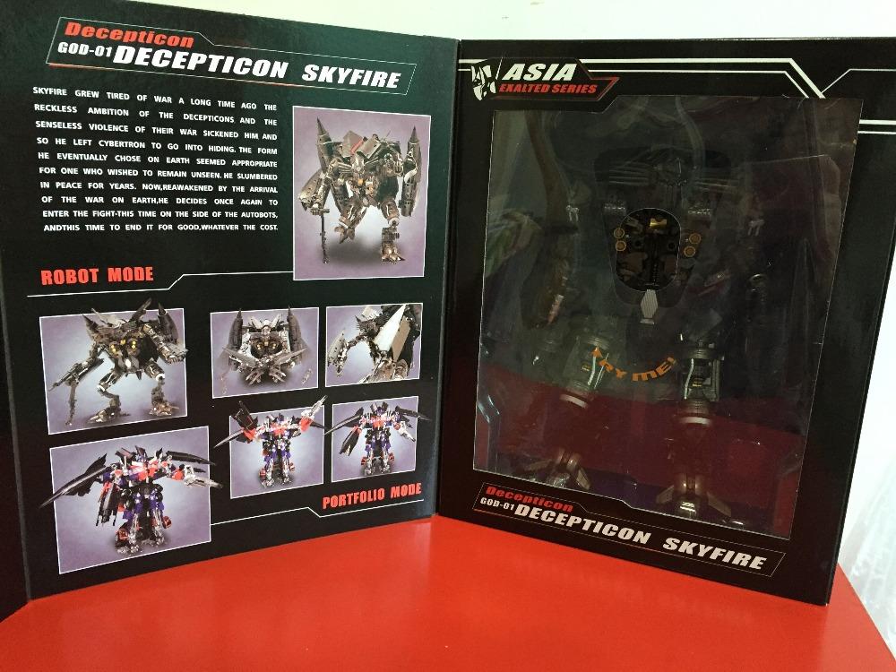 TF Energy Warrior Decepticon Skyfire,Preorder!Not official version!<br><br>Aliexpress