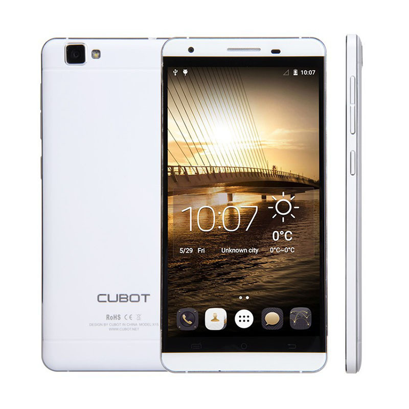 Free 8GB TF Card Original CUBOT X15 Android 5 1 IPS FHD Smartphone Quad Core MTK6735
