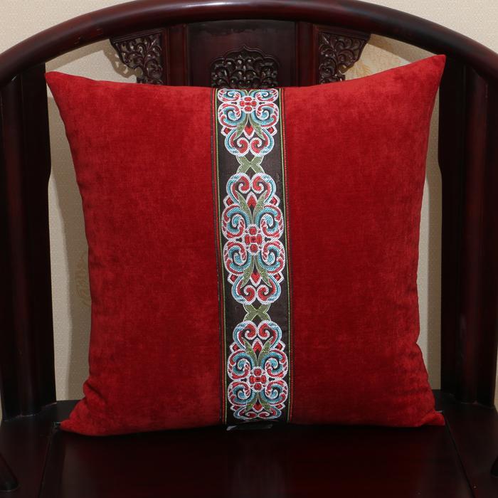 Modern Lace Pillow Cushion Covers for Sofa Seat Chair Car 45 50 60cm European Lumbar Cushion ...