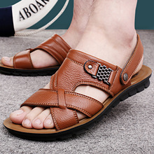 Men shoes sandals 2016 new fashion sandals men shoes sandalias hombre men flip flops
