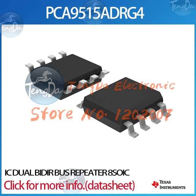 Free Shipping 5PCS/lot PCA9515ADRG4 IC DUAL BIDIR BUS REPEATER 8SOIC 9515 PCA9515 PCA9515A(China (Mainland))