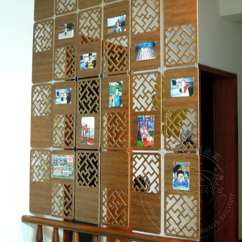 wood partition price 2