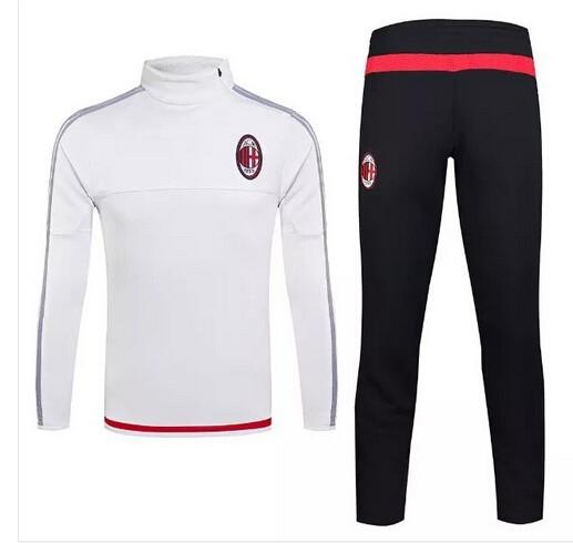 2016 survetement football Olympique Lyonnais 2016 soccer tracksuit Maillot Lyon training jogging pants Sweater jackets(China (Mainland))