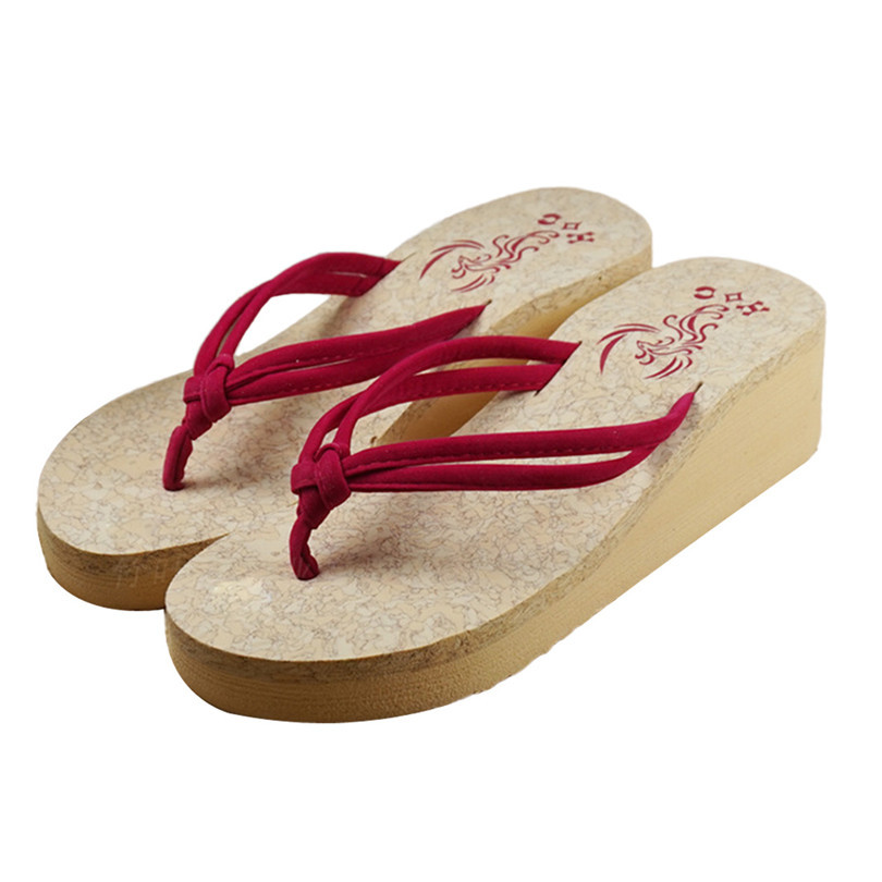 Гаджет  Durable 1Pcs 2015 Famous Brand 2 Shapes Summer Style Fashion Women Beach Slippers Wholesale&Free Shipping None Обувь