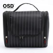 (Ship from RU) Mens Wash Bag Waterproof Travel Accessories luggage handbag Polyester Packing Organizer sport bag for women