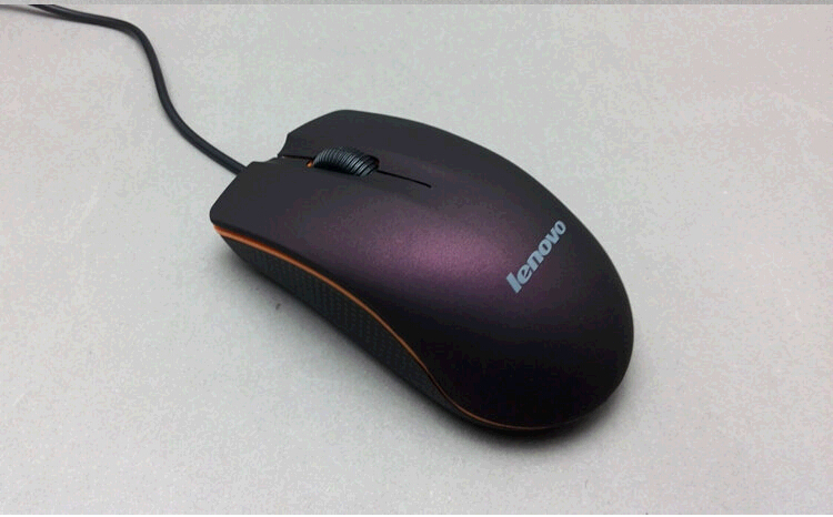 Lenovo M20 Wired Mouse USB 2 0 Pro Gaming Mouse Optical Mice For Computer PC High