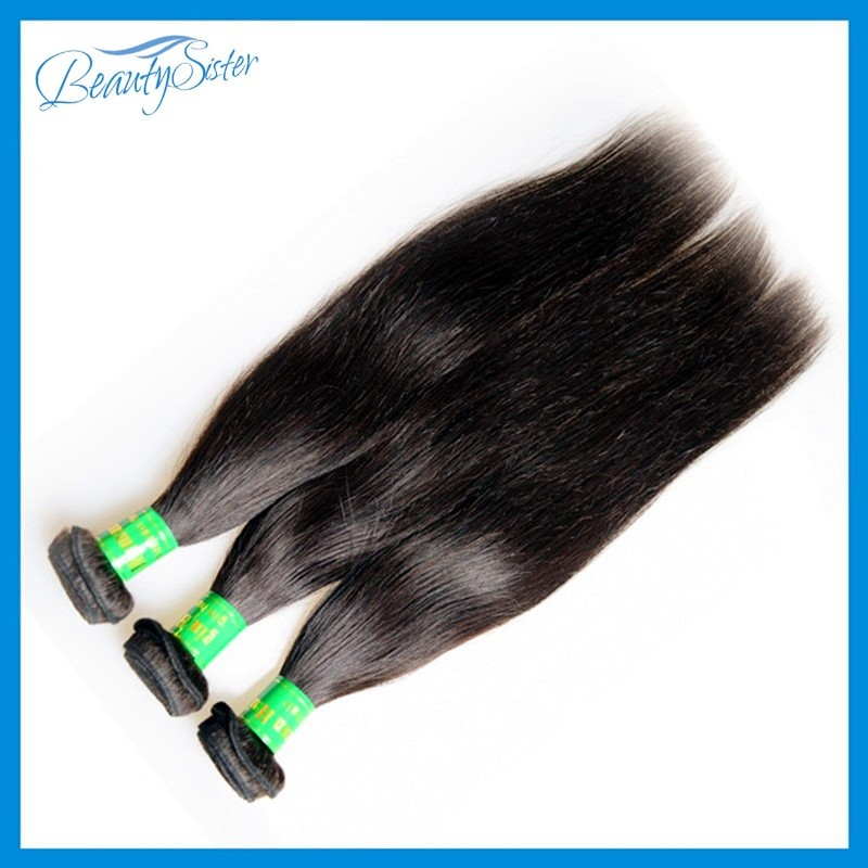 6A Virgin Indian Straight Hair 3 Bundles Straight Human Hair Virgin Indian Straight Hair Unprocessed Indian Virgin Hair Straight