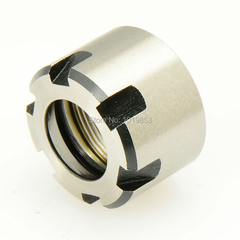 ER25 M type clamping nuts for ER collet tool holder chuck CNC milling machine cutting tools