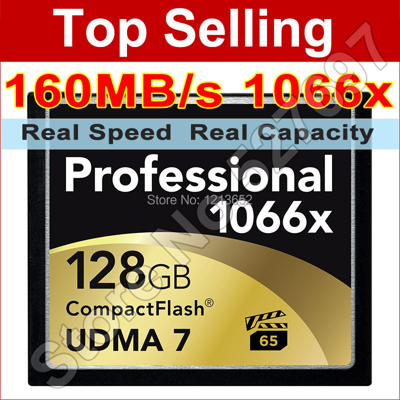 Карта памяти 1066 X 160 /compact Flash CF 16GB 32GB 64GB 128 , 256 1066x Brand CF Memeory Card 128GB mixza second generation memory card 128gb 64gb 32gb 16gb 8gb micro sd card class10 flash card for tablet smart phone camera