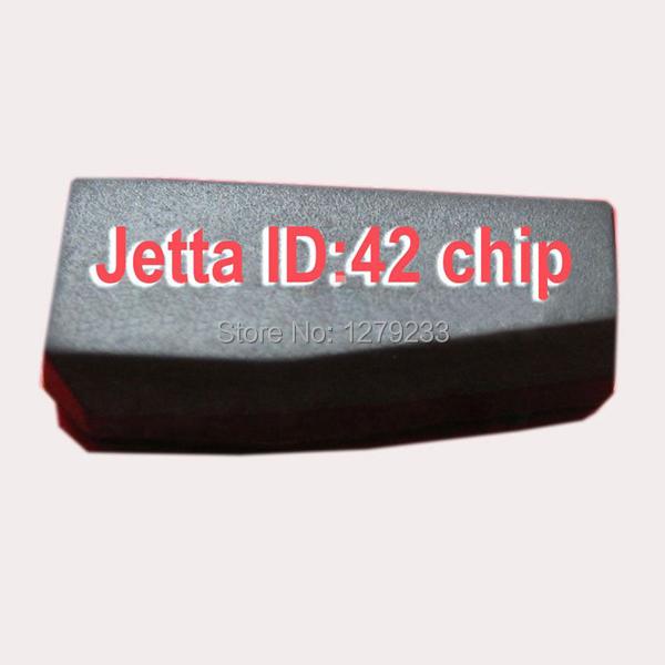 Ключа автомобиля фишки углерода чип авто транспондера ID42 Чип для volkswagen Jetta + Бесплатная доставка