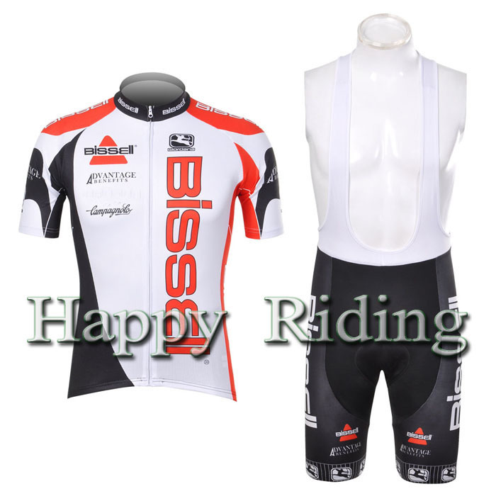 2015 bissell Pro Bicycle bike Clothes Cycling Jersey Clothing Short Jacket shorts Pants Bib completo ciclismo ropa ciclismo(China (Mainland))
