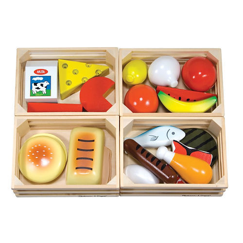 Toys R Us Food : Free shipping artificial food child wooden pretent play