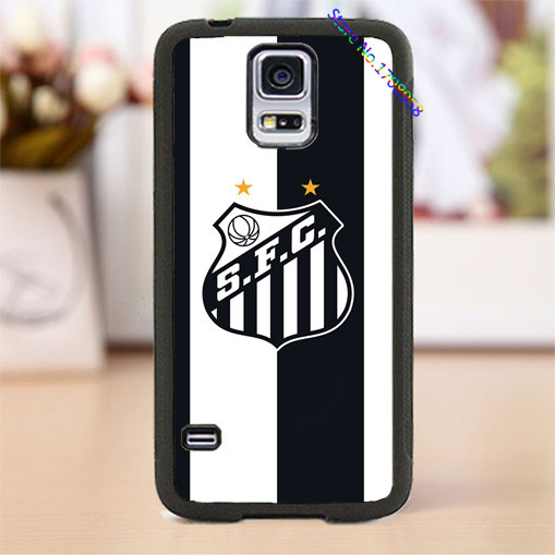 santos fc cell phone cover case for Samsung Galaxy S3 S4 S5 S6 S7 Note 2 Note 3 Note 4 &M#2339(China (Mainland))