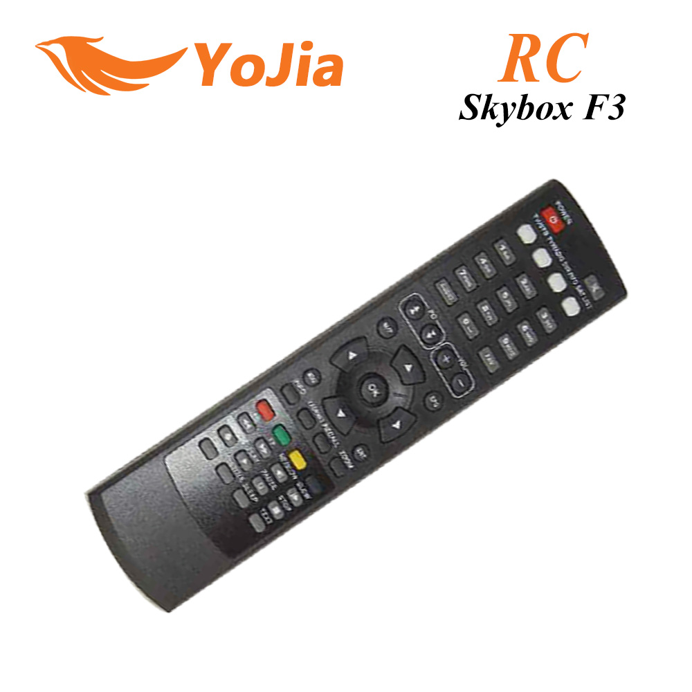 5pcs Remote Control for Original Skybox F3 M3 F4 F5 F3S F4S F5S Models satellite receiver free shipping post(China (Mainland))