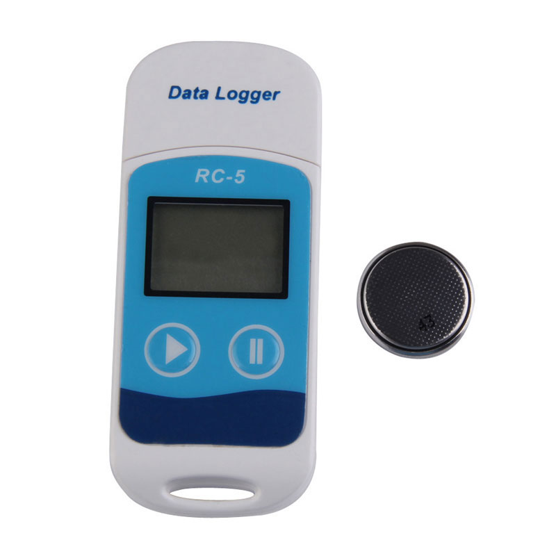 Mini USB Temperature Data logger Temp Recorder Internal Sensor(China (Mainland))