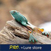 Buy Free High 6cm 5g Japanese soft small fishing frog lure bait soft frog fishing frog bass trout snakehead killer for $9.67 in AliExpress store