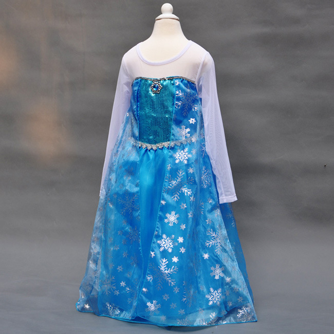 Blue Discount Designer Clothes elsa easter rapunzel dress
