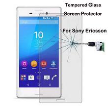 Ultra Thin Premium Tempered Glass Screen Protective Film for Sony Xperia T2 E4 M4 Z Z1 Z2 Z3 Z4 Z5 Mini compact Premium