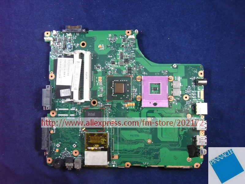 MOTHERBOARD FOR TOSHIBA Satellite A300 A305 V000125610 6050A2169401 100% TESTED GOOD With 60-Day Warranty(China (Mainland))