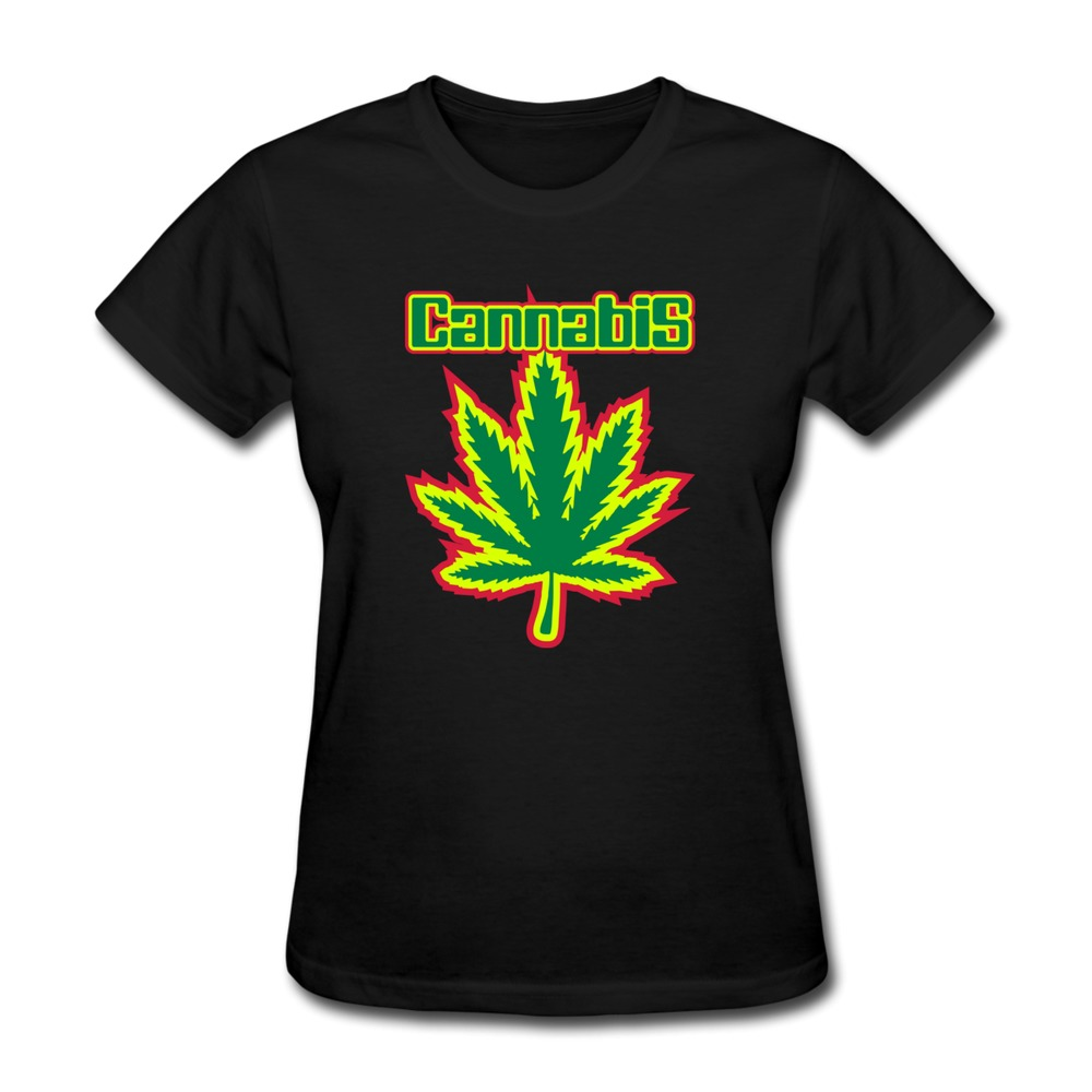solid t shirt womans cannabis creat own classic photo. Black Bedroom Furniture Sets. Home Design Ideas
