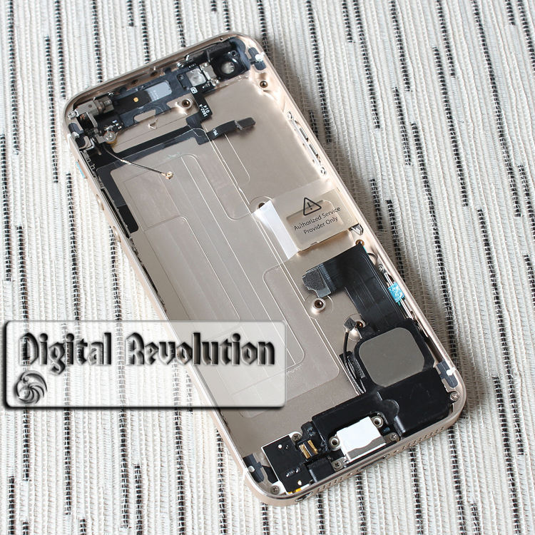 For iPhone 5 Back Battery Housing Cover Assembly with full small parts Black and White color free shipping(China (Mainland))